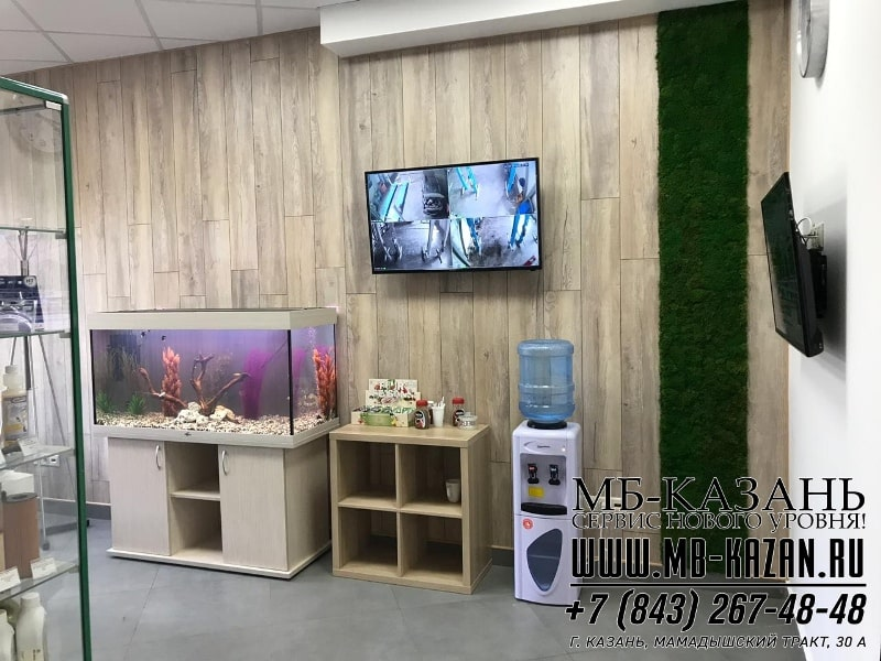 Фотография сервиса MB-Kazan в Казани на Магистральной